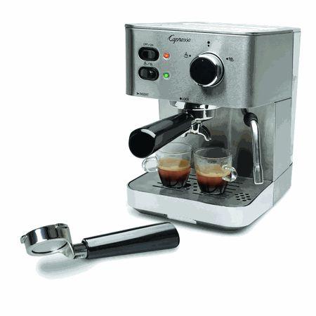 Jura-Capresso EC Pro Semi-Automatic Espresso Machine
