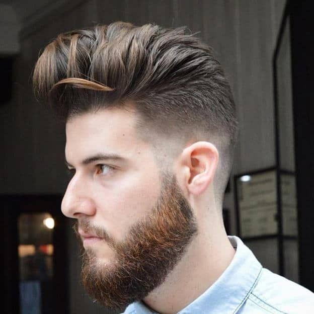 Mohawk With Pompadour For Men Mohawk Hairstyles Men Mohawk Hairstyles Mens Hairstyles