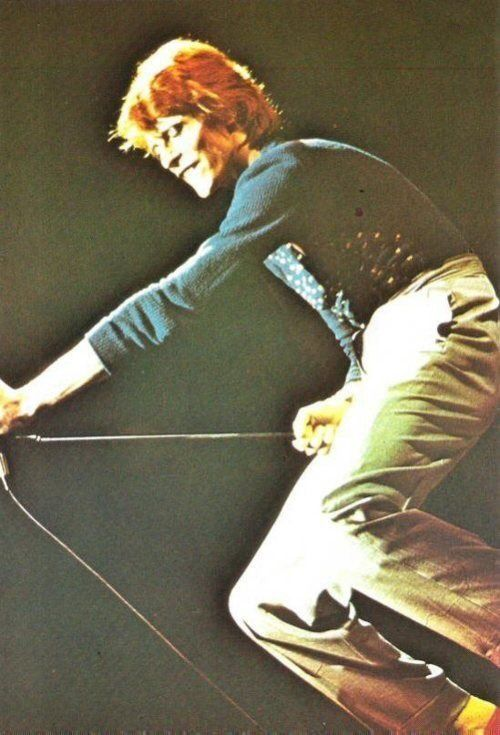 "vezzipuss.tumblr.com — David Bowie, ""Diamond Dogs"", Circa 74."