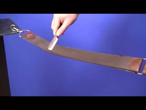 Rasiermesser schärfen – Eine Anleitung ohne Geheimnisse