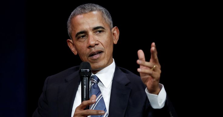 Obama: Elect More Women 'Because Men Seem To Be Having Some Problems These Days' | HuffPost