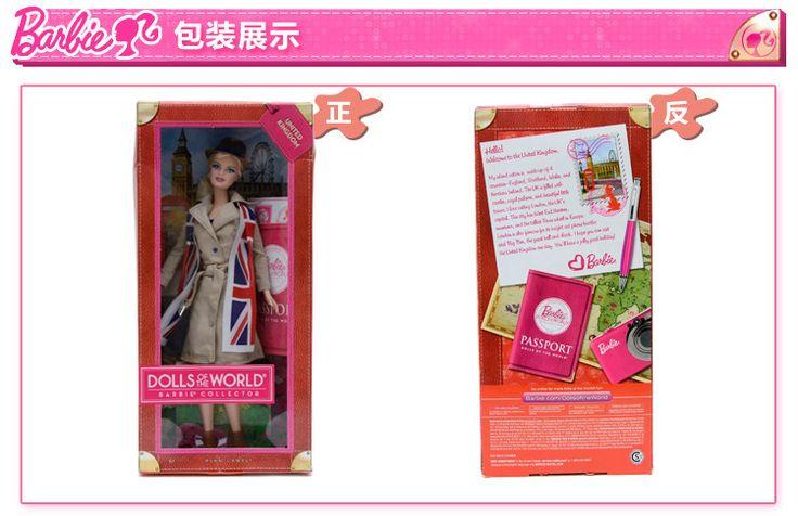 2013 новая кукла, счетчик подлинной коллекционное издание, бо bbi мир Английский стиль X8426