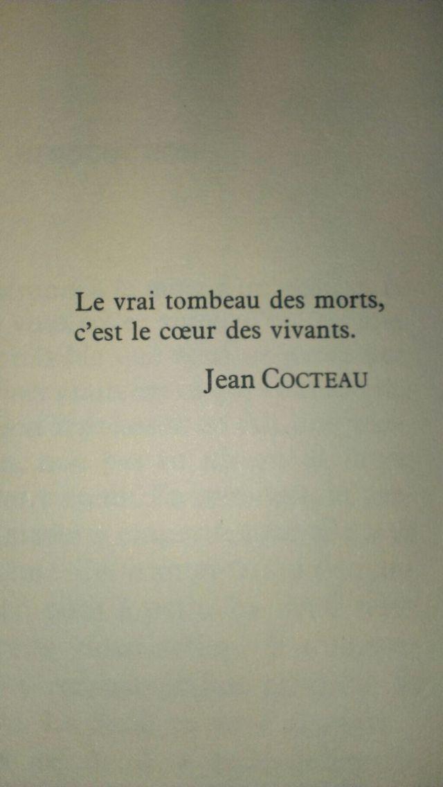 Inspirational Quote: LAmour la Poésie