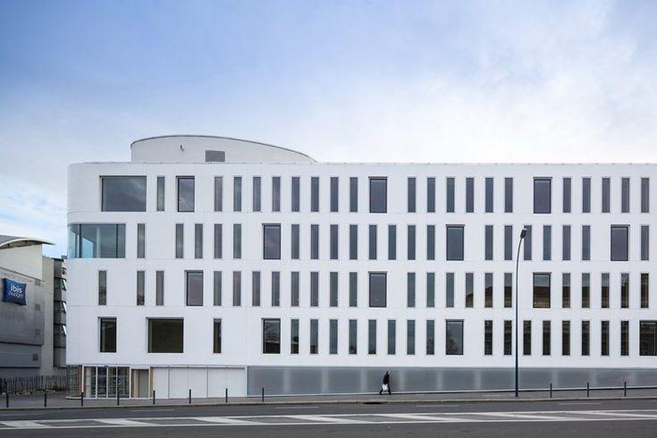 Pantin project, Pantin, 2013 - Fassio-Viaud Architectes