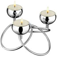 Classic silverware candle holders from Newbridge