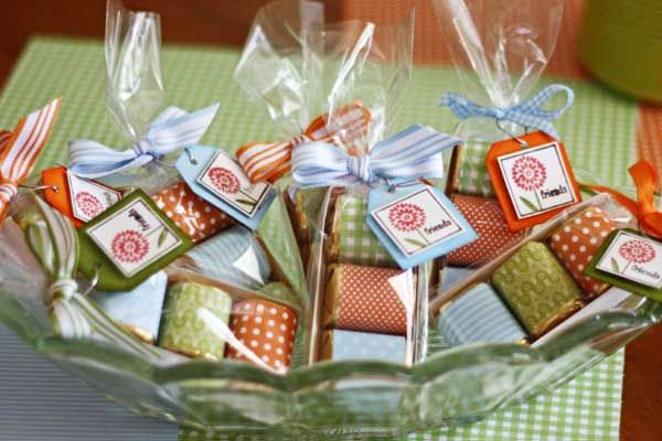 Sweet Potluck Party Favors
