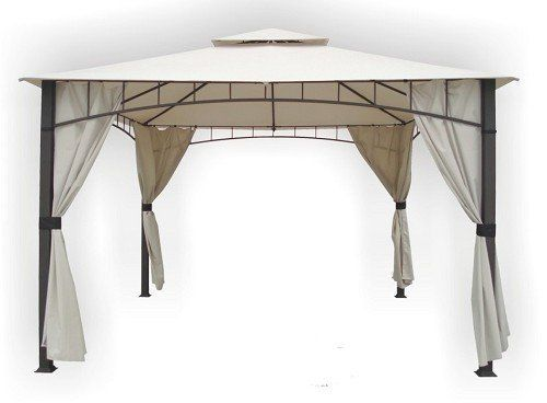 10'X12' GAZEBO REPLACEMENT CANOPY TOP by AMERICANGARDEN. $109.99. FOR DC AMERICA 10'X12' 2-TIER GAZEBO PRODUCT #SHGO12105MBR-BB. COLOR BEIGE  (IMAGE COLOR MAY VARY). 10'X12' GAZEBO REPLACEMENT CANOPY TOP. 10'X12' GAZEBO REPLACEMENT CANOPY TOP, FOR DC AMERICA GAZEBO PRODUCT #SHGO12105MBR-BB, BEIGE COLOR
