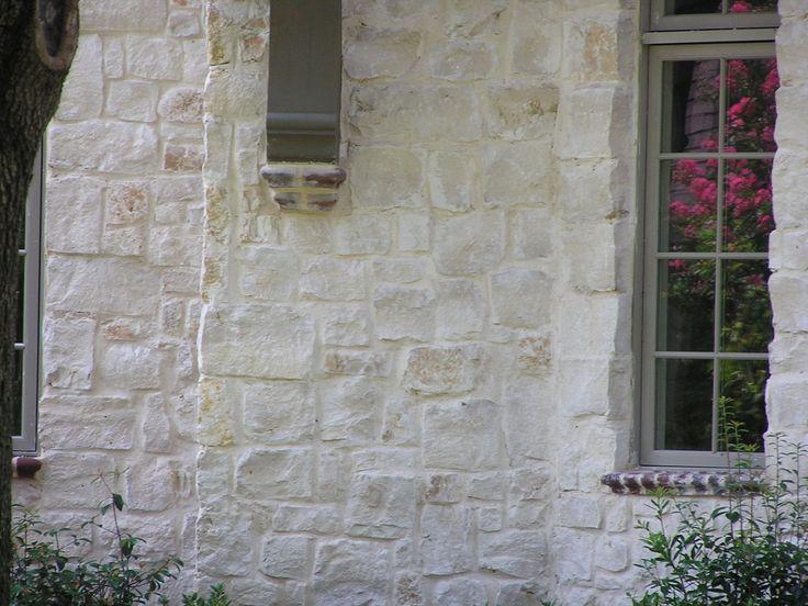 Thin Brick Veneer Stone Natural Thin Stone: Granbury Champagne Natural Limestone Full Size Or Thin