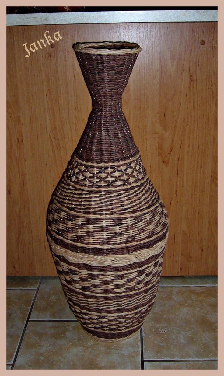 váza výška 78 cm