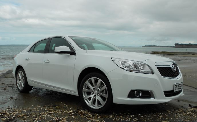 #Holden #Malibu ( #Chevrolet ) - much better than we expected it to be. Check it out here http://www.carandsuv.co.nz/articles/holden-malibu-cdx-2013-review