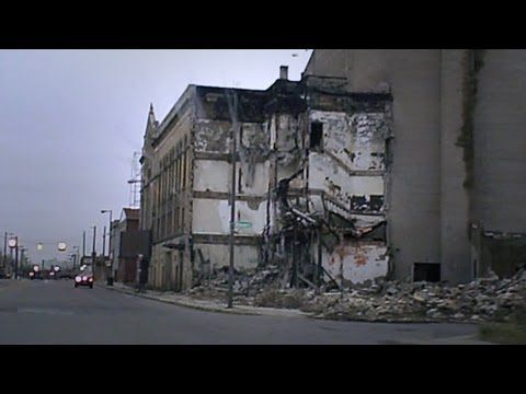 ▶ Detroit's Ghetto: The worst Ghetto in the USA! Facts and a tour of Dying Detroit - YouTube