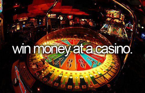 Win money at a casino in Vegas