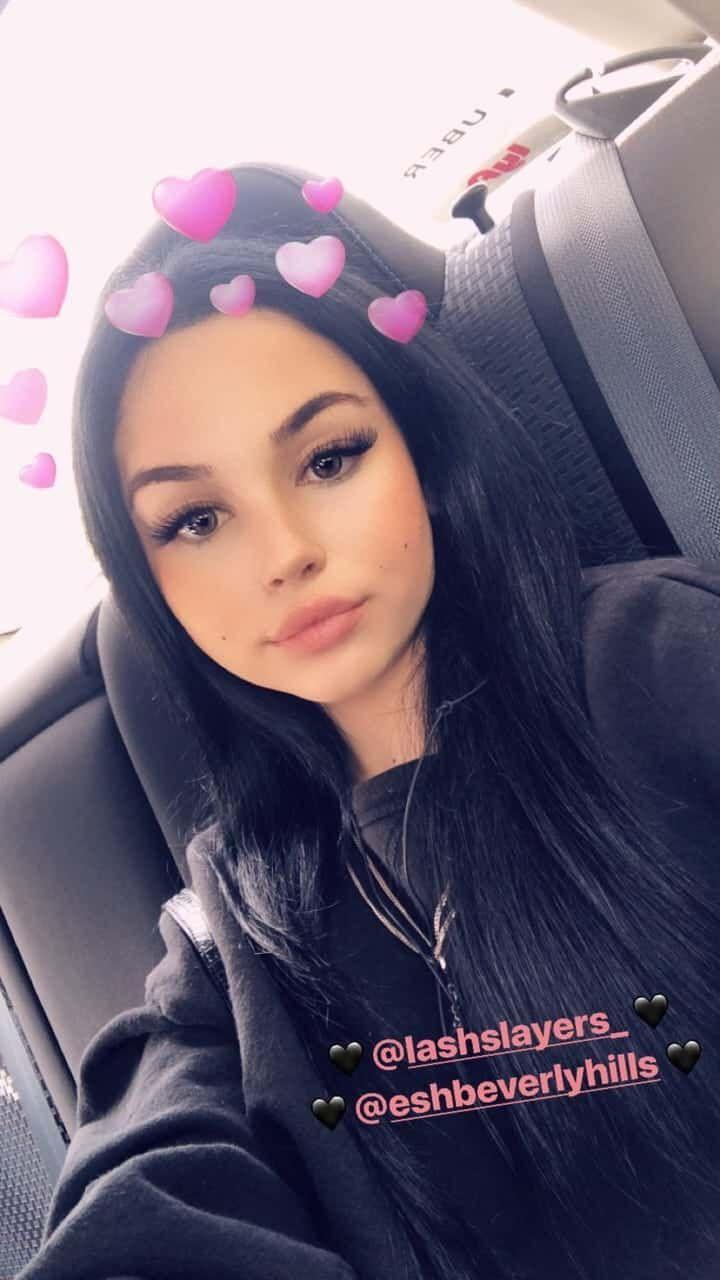 Snapchat Maggie Q