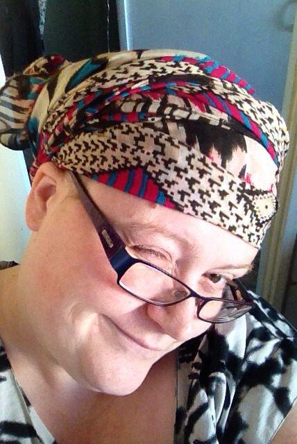 Head scarf
