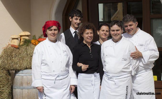 Chalet Ristorante Mattias Hotel Livigno