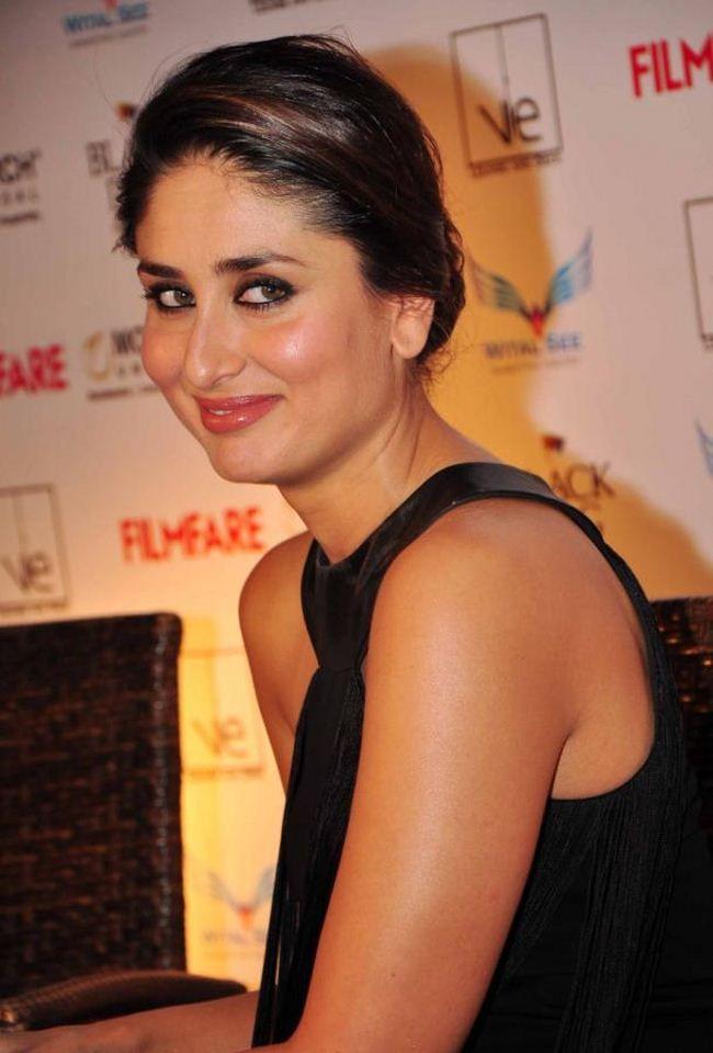 Kareena Kapoor Latest Photos In Black Dress - Tollywood Stars