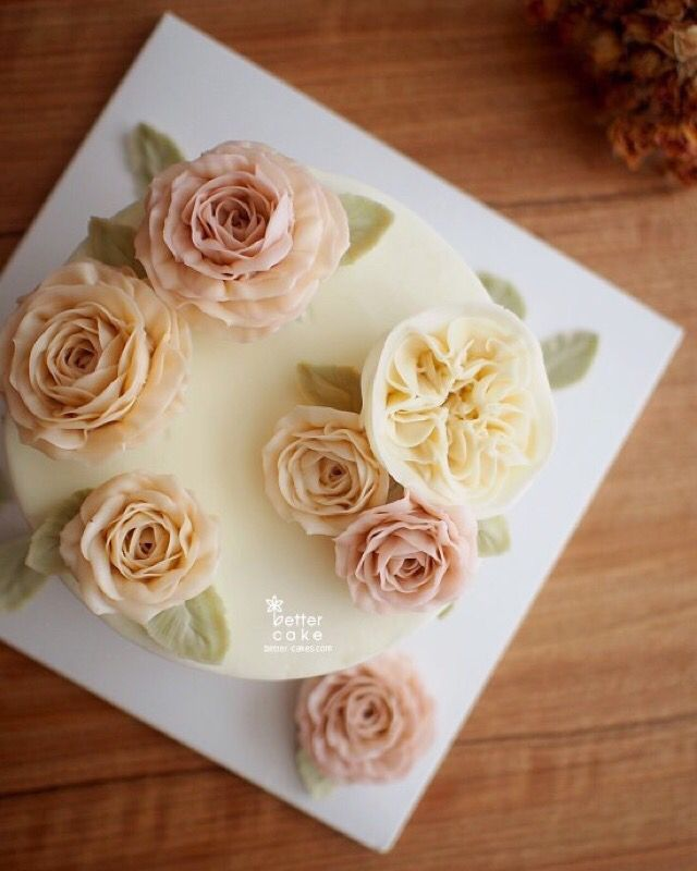 Done by me www.better-cakes.com Inquiry : bettercakes@naver.com - 베러케이크 / Better…