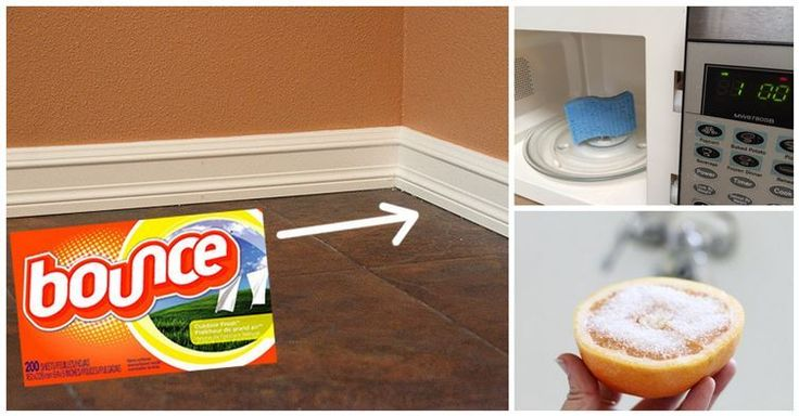 21 Simple Hacks That Will Forever Change The Way You Clean Your Home
