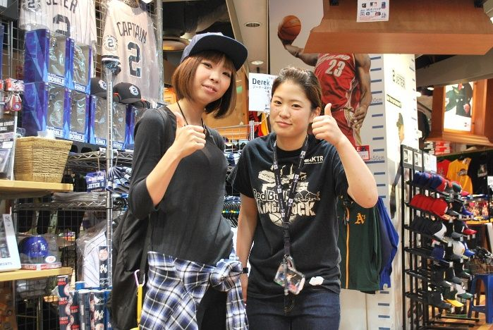 【大阪店】2014.09.26 スナップ撮らせていただきました~ありがとうございます!お子様用のグッズもまた探しに来て下さいね。