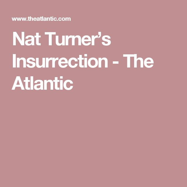 biography of nat turner essay Nat turner has 22 ratings and 10 reviews ch - marvin said: author: terry bisson introductory essay: coretta scott kingthis is the biography of nat tur nat turner has 22 ratings and 10 reviews.