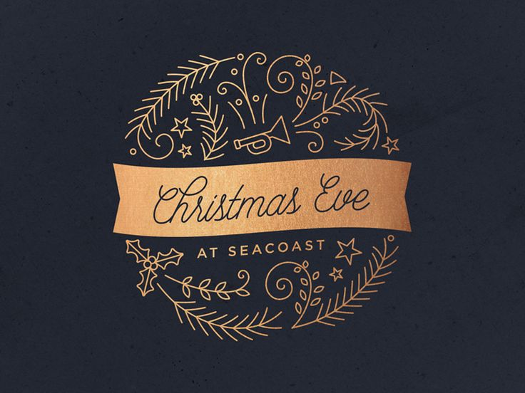 This was created for the Christmas Eve art at Seacoast Church in Charleston, South Carolina.