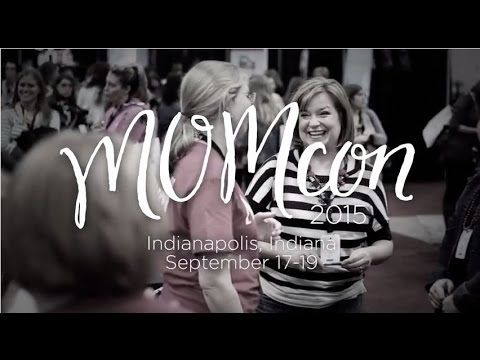 MOPS International MOMcon 2015 Promotional Video - YouTube