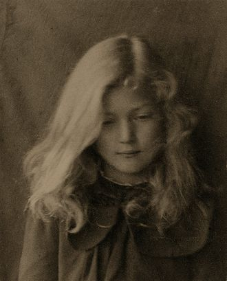 "ca 1912 Frances and Mary Allen, ""Eunice Allen"" - so, so beautiful."