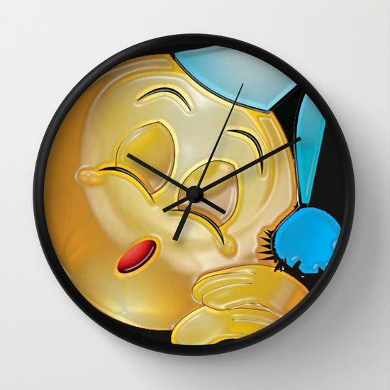 WALLCLOCK #Sleeping clipart wall clock best design idea,s#Sleeping clipart, #wallclock,#walldecoration,#homedecoration,,#bedroomdecoration #offer,#sales, #cheapsales, #birthdaygift,#Christmasgift ,#clock, #society6