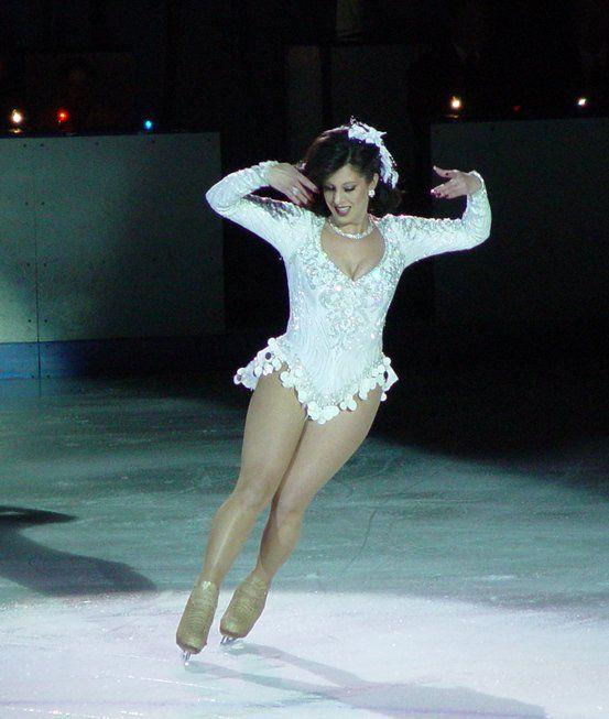 Linda Fratianne - Olympic Figureskater http://www ...