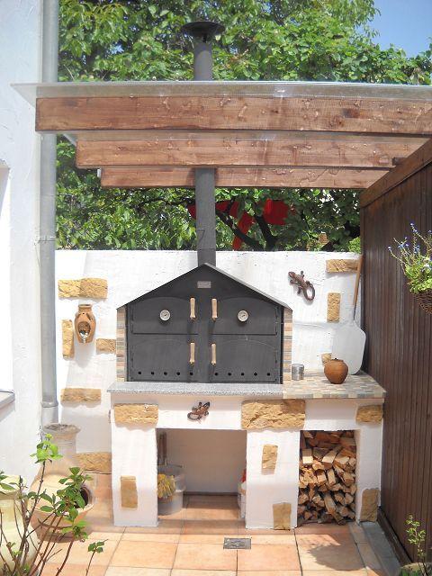 Best 25+ Holzbackofen bauen ideas on Pinterest | Pizzaöfen für ...