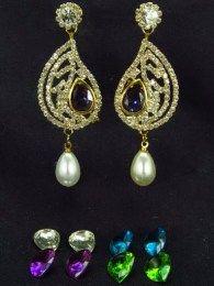 Ravishing Pair Of An Earring