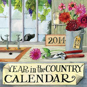 Matthew Rice Year in the Country2014 Calendar... Emma Bridgewater John and Sarah?