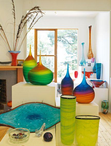 Gordon Studio Glassblowers, Mornington Peninsula - The Official Website of Mornington Peninsula Tourism #morningtonpeninsula