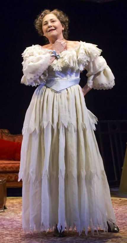 Cherry Jones as Amanda Wingfield in The Glass Menagerie.  Eligibility: Leading Actress in a Play.