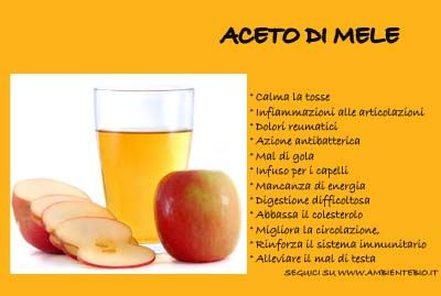 18 rimedi con l'aceto di mele - Ambiente Bio