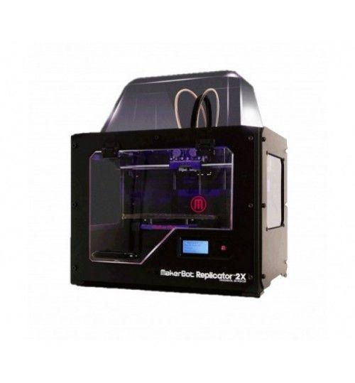 MakerBot Replicator 2X Dual Extrusion 3D Printer
