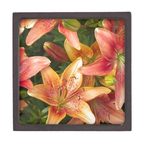 Garden Lilies Premium Gift Box