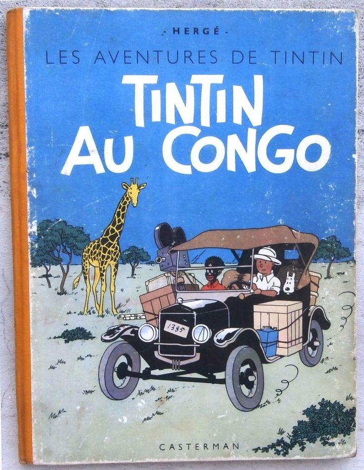 Tintin au Congo 1946