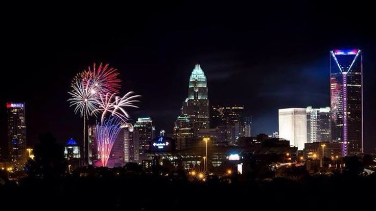 july 4th uptown charlotte