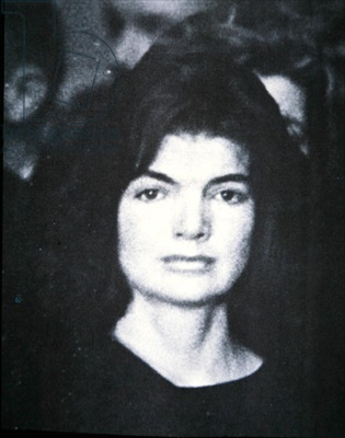 Jackie's steadiness and courage after the funeral won her admiration around the world.  Jackie and her children remained in the White House for two weeks, preparing to vacate.  Jackie purchased a home in Georgetown.  In 1964, wanting more privacy, she moved to NY City, selling her new house and the country home in Atoka, Virginia, where she and JFK had intended to retire.  Jackie spent a year in mourning, making few public appearances; and crying frequently.