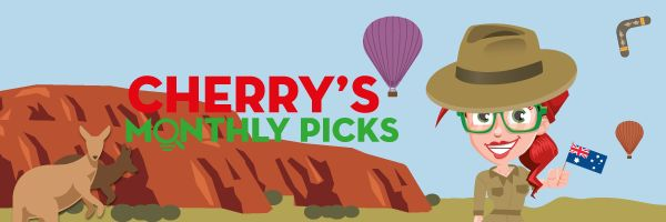 Products made in Australia -  Cherry's monthly picks