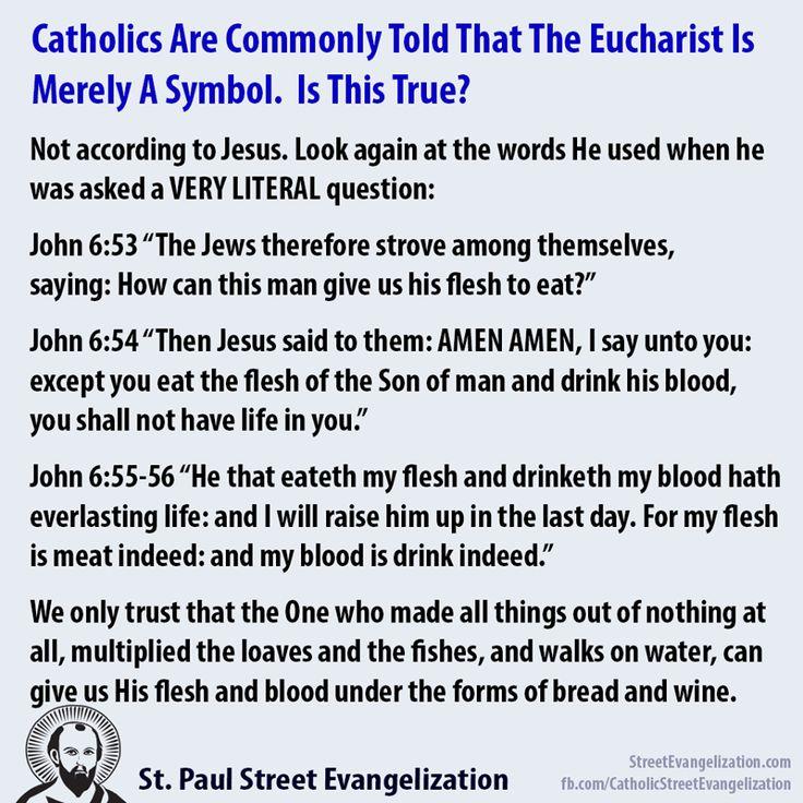 838 Best Catholic Sacrament Of Eucharist And Mass Images On