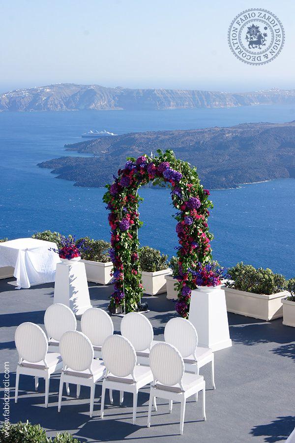 Natalie & Matthew: the ceremony - FABIO ZARDI Event & Wedding DesignFABIO ZARDI Event & Wedding Design