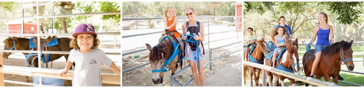 $5 cash only, closed Monday, 11-4 Pony Rides are a Fun Family Activity in the Irvine Park in Orange County. Private Party Pony Rentals Available or enjoy our ponies on a safe lap around the track.