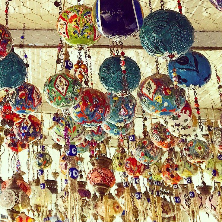 Lampade turche / Cappadocia