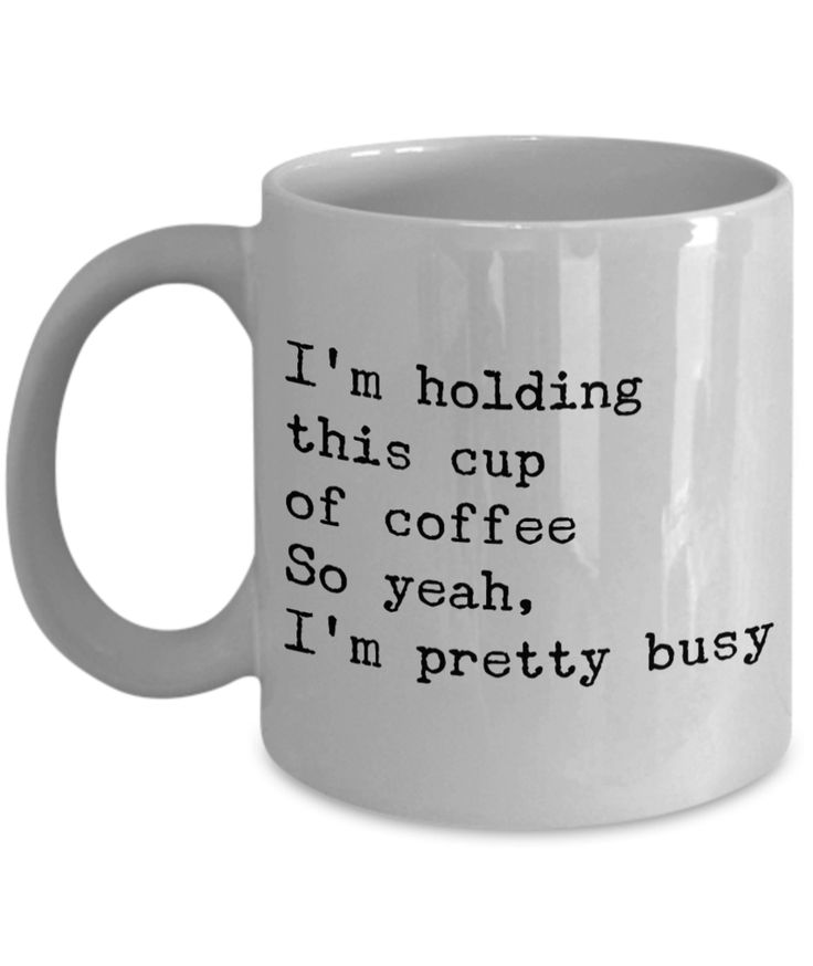Could fuck up a cup of coffee 4