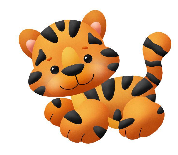 baby kitty or tiger clip art clip art zoo   jungle Baby Farm Animal Clip Art Baby Monkey Clip Art