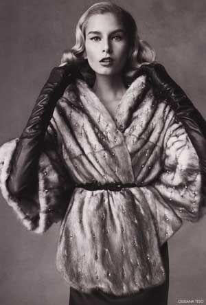 70 best Fur Coats - Vintage Rare images on Pinterest