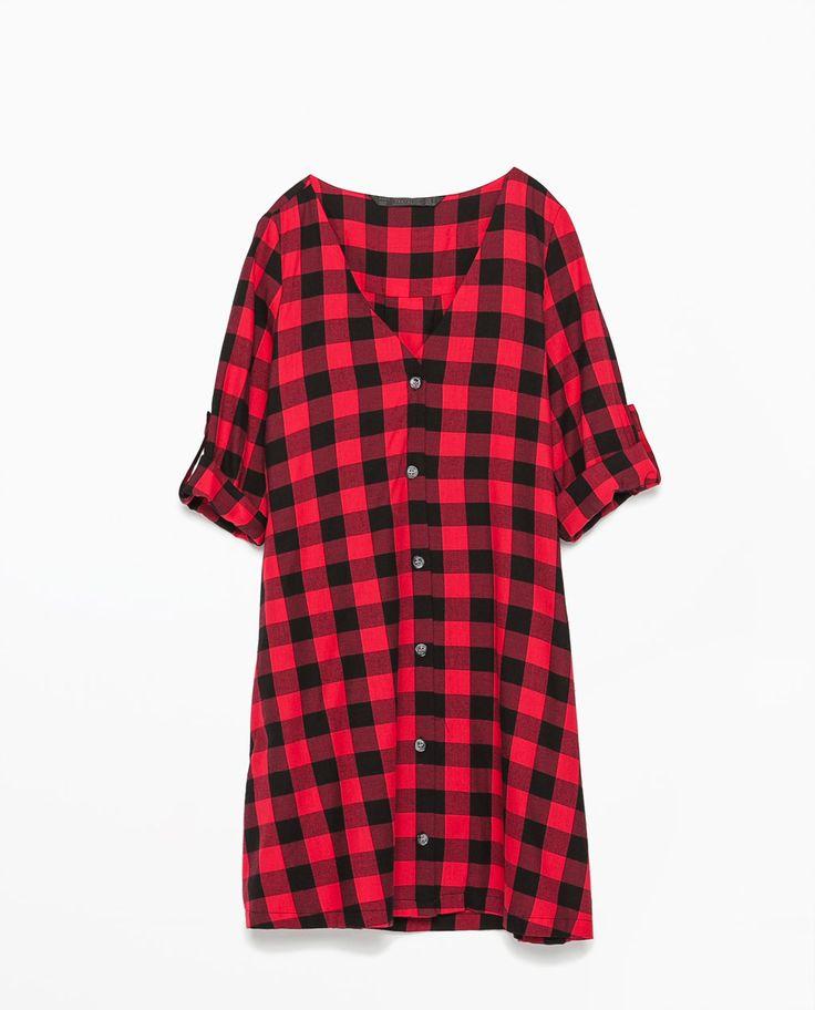 OVERSIZE DRESS-Dresses-TRF | ZARA United States