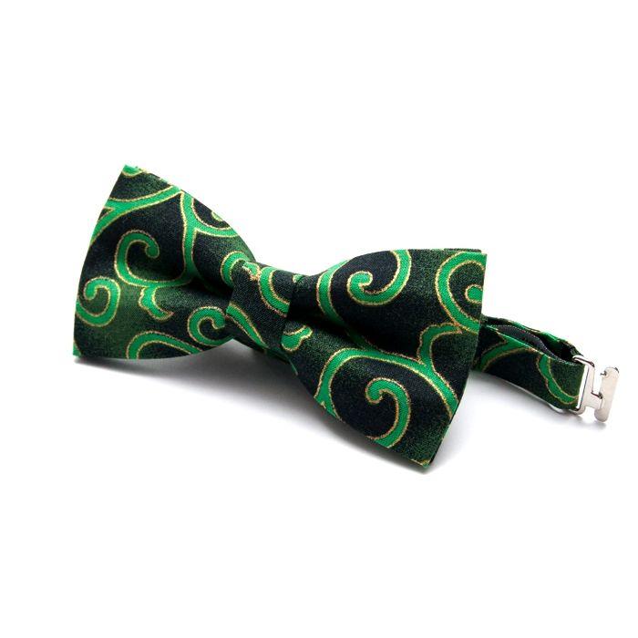 Shop online http://www.papioane.net/Papion-verde-tribal-1057